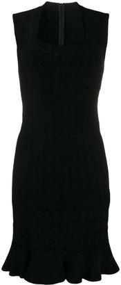 Alaïa Pre-Owned 2000's Knitted Mini Dress