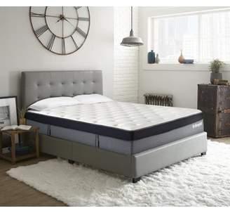 """Broyhill® Cooling Gel Memory Foam 12"""" Medium Hybrid Mattress Broyhill® Mattress Size: Queen"""