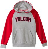 Volcom Boys' Riker Athletic Pullover Hoodie (8yrs16yrs) - 8132513