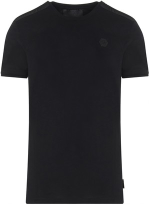 Philipp Plein Istitutional Round Neck T-Shirt