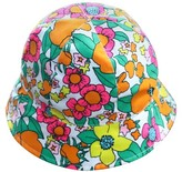 Circo Toddler Girls' Floral Sunhat Multicolored