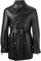 Liska belted jacket