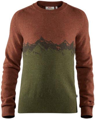 Fjallraven Men Greenland Graphic Sweater