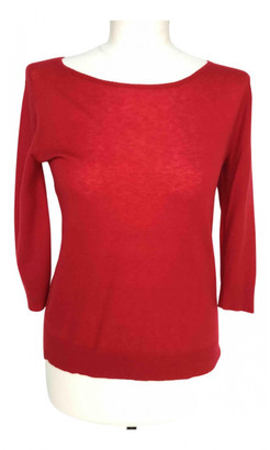Eres Red Cashmere Knitwear
