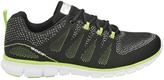 Gola Black/lime 'tempe' Lace Up Trainers