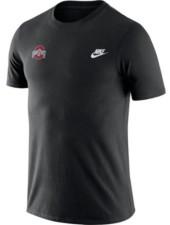 Nike Ohio State Buckeyes Men's Futura Logo Cotton T-Shirt