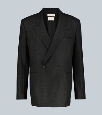 Bottega Veneta Double-breasted cashmere blazer