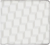 Pierre Hardy White Cube Wallet