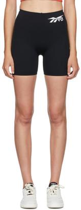 Reebok x Victoria Beckham Black VB Shorts