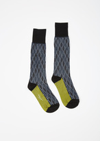 Marni india ink sock