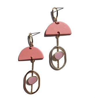 Babaloo Jewelry Themis Statement Earrings