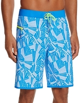 Vineyard Vines Abstract Palms Swim Trunks