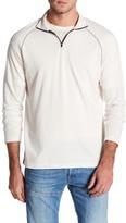 Agave Partial Zip Shirt