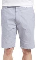 Zachary Prell Men's 'Spada' Stripe Cotton Shorts