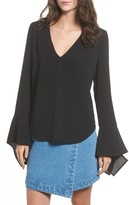 The Fifth Label Women's The Homeward Bell Sleeve Top