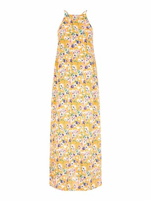 Pieces Women's Pcavianna Ankle Slip Dress Oc