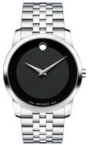 Movado Men's 'Museum' Bracelet Watch, 40Mm