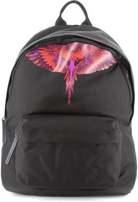 Marcelo Burlon County of Milan Wings Printed Backpack