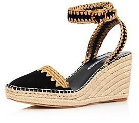 Charles David Women's Global Espadrille Wedge Sandals