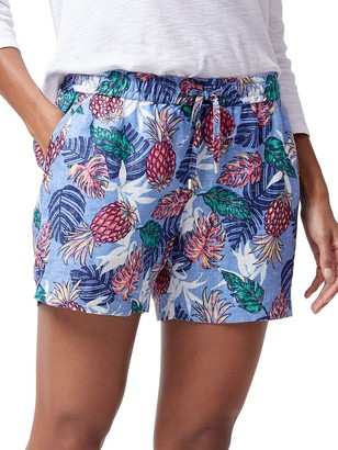 Tommy Bahama Parc Pineapple Print Shorts