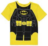 Batman George LEGO Movie T-Shirt with Cape