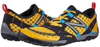 New Balance Minimus T10v1 (Varisty Gold/Black) Men's Running Shoes