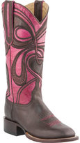 Lucchese Women's Since 1883 M4831. WF Square Toe Fowler Heel Boot