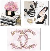 Oliver Gal Fashionable Lifestyle (Canvas) (Set of 3)