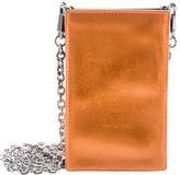 Kenzo Metallic Phone Bag
