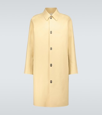 Bottega Veneta Long raincoat