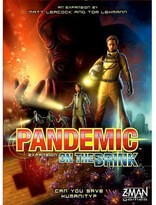 Asmodee Pandemic On the Brink Cooperative Game Expansion Pack
