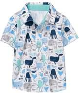 Gymboree Sea Life Shirt