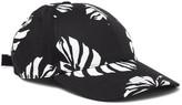 Dolce & Gabbana Banana-Leaf Print Cotton-Blend Twill Baseball Cap
