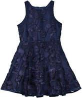 Nanette Lepore Girls' Mesh Dress