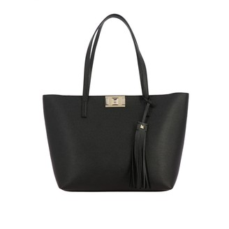 Furla Tote Bags Mimì Tote Bag In Textured Leather