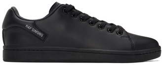 Raf Simons Black Orion Sneakers
