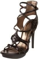 Pelle Moda Women's Sabina Open Toe Platform Sandal