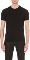 Armani Collezioni Crewneck jersey t-shirt