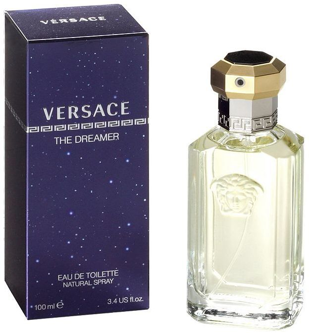 Versace The Dreamer Eau De Toilette Spray 100ml