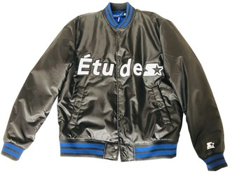 Etudes Studio Black Synthetic Jackets