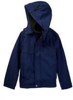 Urban Republic Soft Shell Mixed Media Jacket (Big Boys)