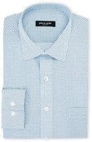 Pierre Cardin Mini Square Slim Fit Dress Shirt