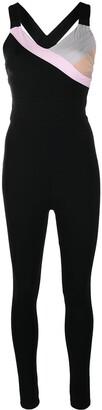 NO KA 'OI Laiki one-piece jumpsuit