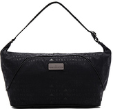 adidas by Stella McCartney Sports Bag S Black Granite & Gunmetal in Black.
