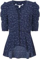 Veronica Beard Hayden blouse