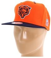 Mitchell & Ness NFL Throwbacks 2-Tone Basic Logo Snapback - Chicago Bears (Chicago Bears) - Hats