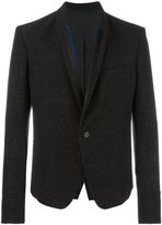Haider Ackermann glitter effect boxy blazer - men - Cotton/Acetate/Rayon/Virgin Wool - 48