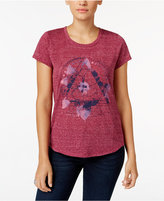 Style&Co. Style & Co. Petite Prism Graphic T-Shirt, Only at Macy's