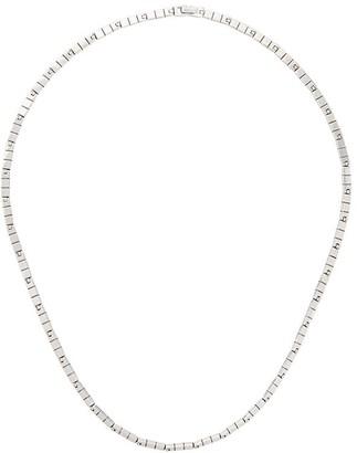 I.V.I. Slot chain necklace