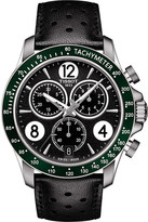 Tissot T106.417.16.057.00 V8 stainless steel chronograph watch